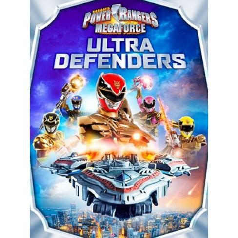 Power Rangers Megaforce: Ultra Defenders (DVD) - image 1 of 1