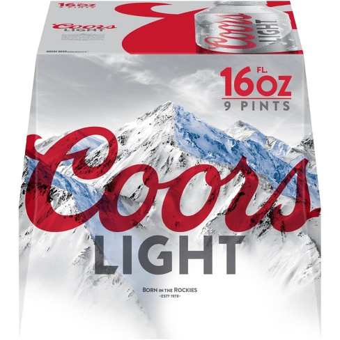 Coors Light Beer 12oz Bottle 12 Pack Beer Wine And Liquor Delivered To Your Door Or Business 1 Hour Alcohol Delivery