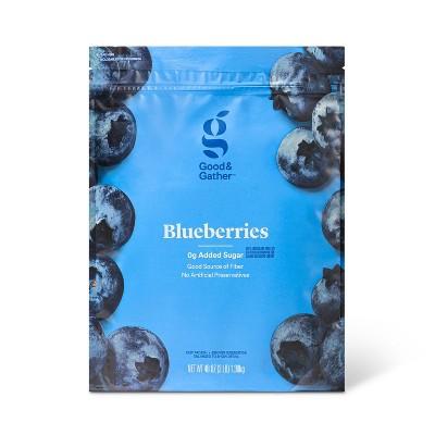 Frozen Blueberries - 48oz - Good & Gather™