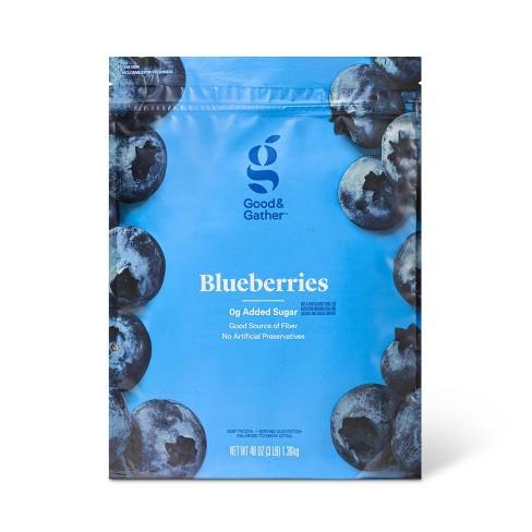 Frozen Blueberries - 48oz - Good & Gather™ - image 1 of 2