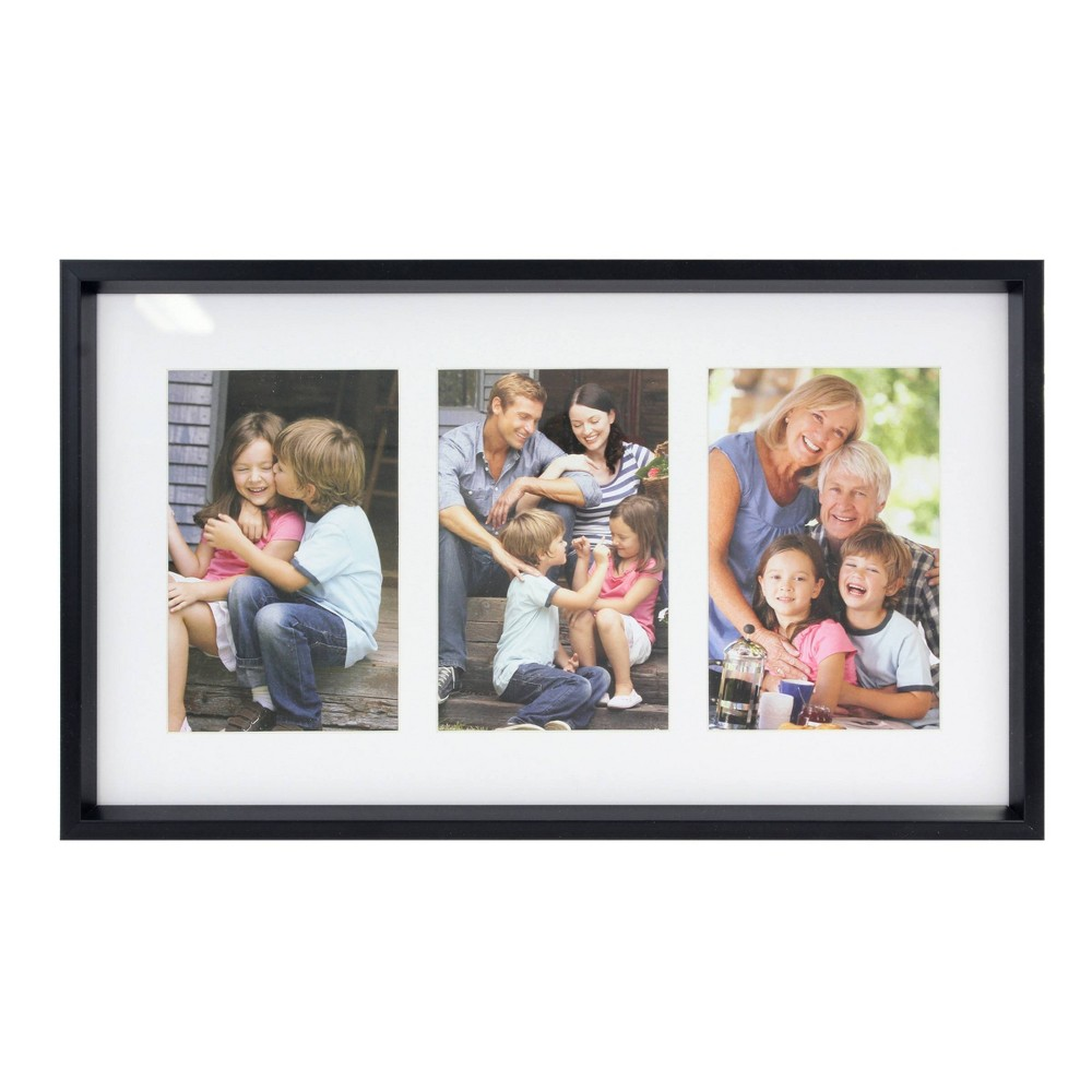 Decorative Collage Single Frame With Clothespin Clips White Stonebriar Collection