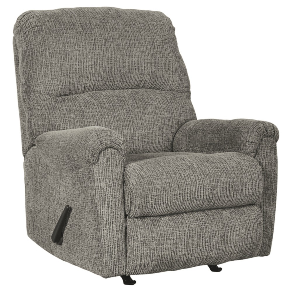 Termoli Rocker Recliner Rock Gray - Signature Design by Ashley