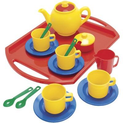 Dantoy Tea Set, 18 pc