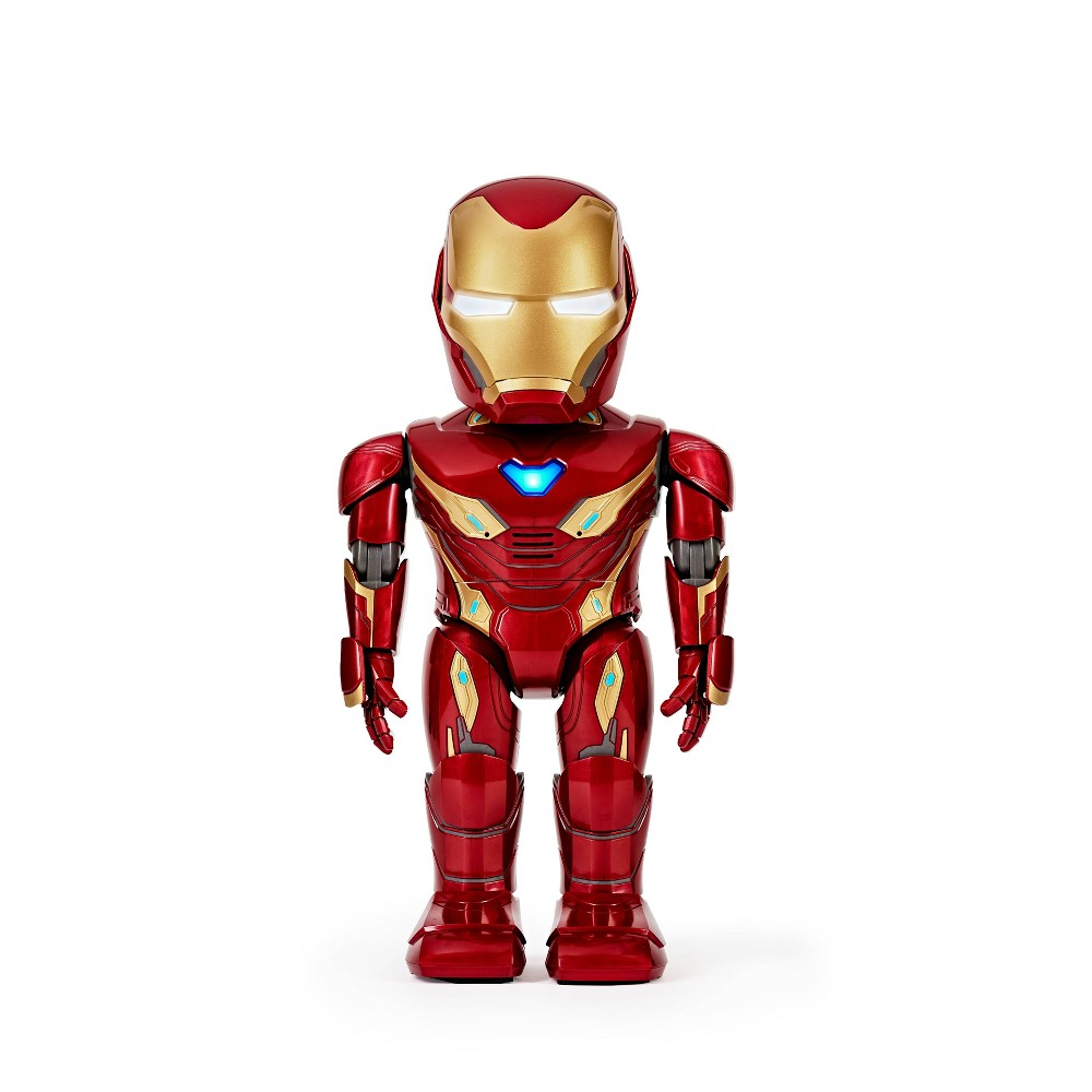 Marvel Avengers: Endgame Iron Man MK50 Robot by Ubtech, Red