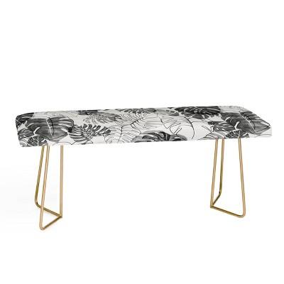 Schatzi Kona Tropical Bench - Deny Designs