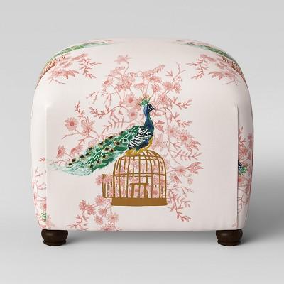 Poppy Ottoman Peacock Blush - Opalhouse™
