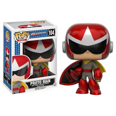 POP! Games: Mega Man - Proto Man - image 1 of 1