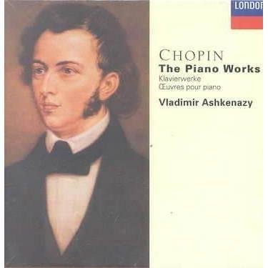 Vladimir Ashkenazy - The Solo Piano Works (CD)
