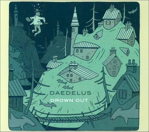 Daedelus - Drown out (CD) - image 1 of 1