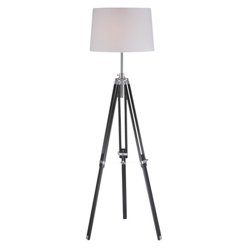 Lite Source Floor Lamp - Off White - image 1 of 1