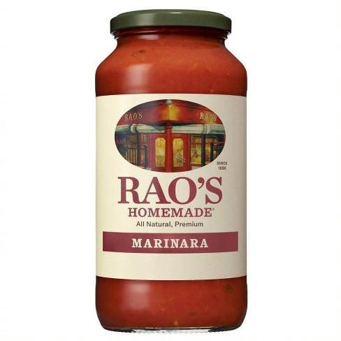 Raos Homemade Marinara Sauce - 24oz - image 1 of 4