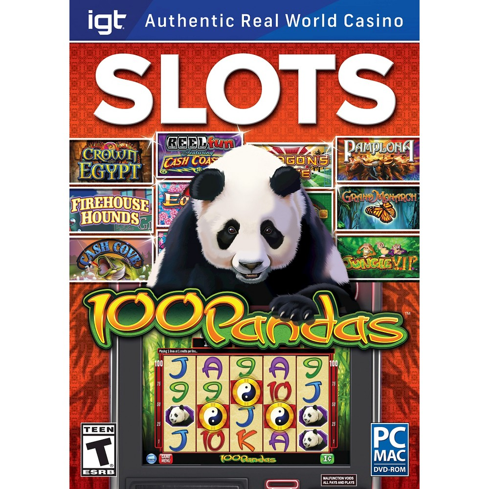 Igt Slots: 100 Pandas PC Games Pull the lever on casino-style slot games with Igt Slots: 100 Pandas for PC. This exciting computer game features actual casino games from slot manufacturer Igt. Rake in the jackpots with innovative features and thrilling payouts.