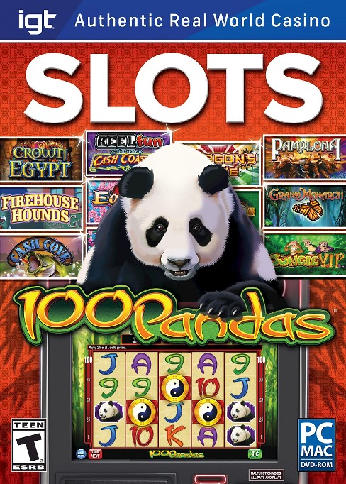 IGT Slots: 100 Pandas PC Games - image 1 of 1