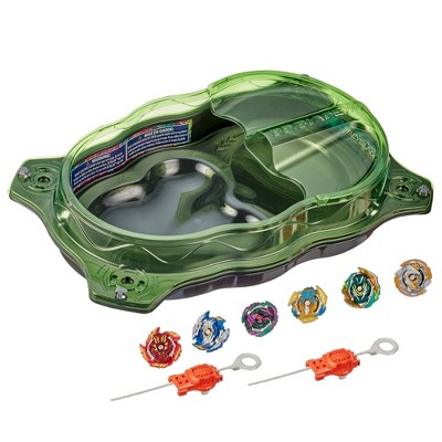 Beyblade Burst Rise Hypersphere Extreme Challenger Battle Set
