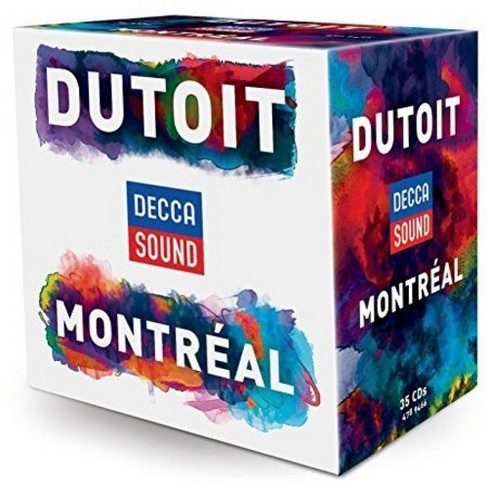 Charles dutoit - Montreal years (CD) - image 1 of 1
