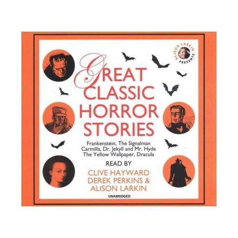 Great Classic Horror Stories Frankenstein The Signalman Carmilla