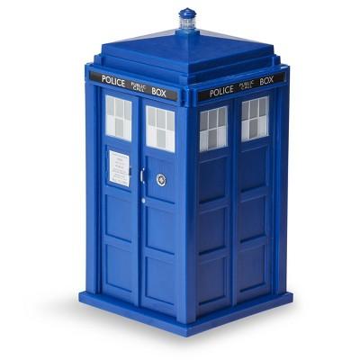 Seven20 Doctor Who Electronic TARDIS Talking Money Bank