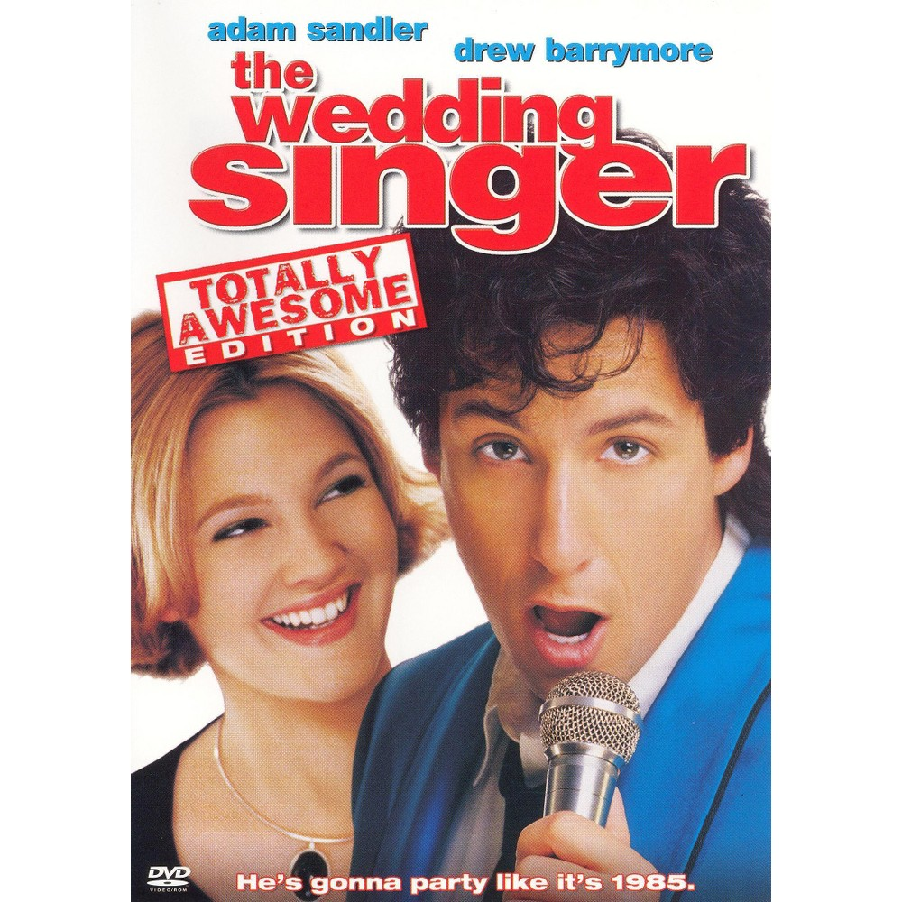 The Wedding Singer (Totally Awesome Edition) (dvd_video)