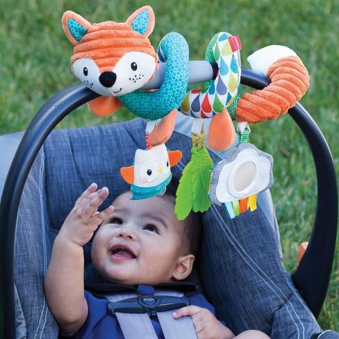 Infantino GaGa Spiral Car Seat Activity Toy Target