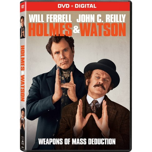 Holmes And Watson (DVD) - image 1 of 1