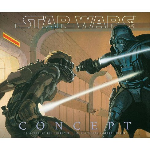 Star Wars Art: Concept (Star Wars Art Series) - (Hardcover) - image 1 of 1