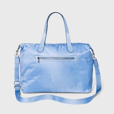 Zip Closure Weekender Bag - A New Day™