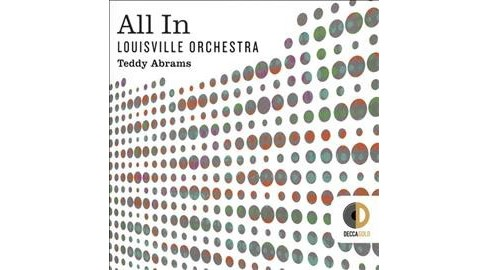 Louisville Orchestra - All In (CD) - image 1 of 1