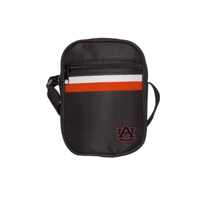 NCAA Auburn Tigers Black Mini Messenger Bag