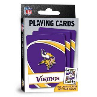 NFL Minnesota Vikings Playing Cards