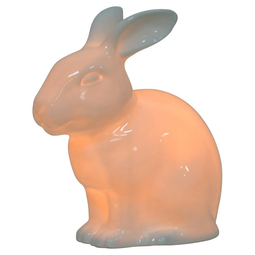 Image of Bunny Nightlight - Pillowfort , White