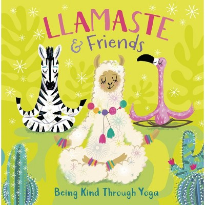 Llamaste and Friends - by Pat-A-Cake (Board Book)