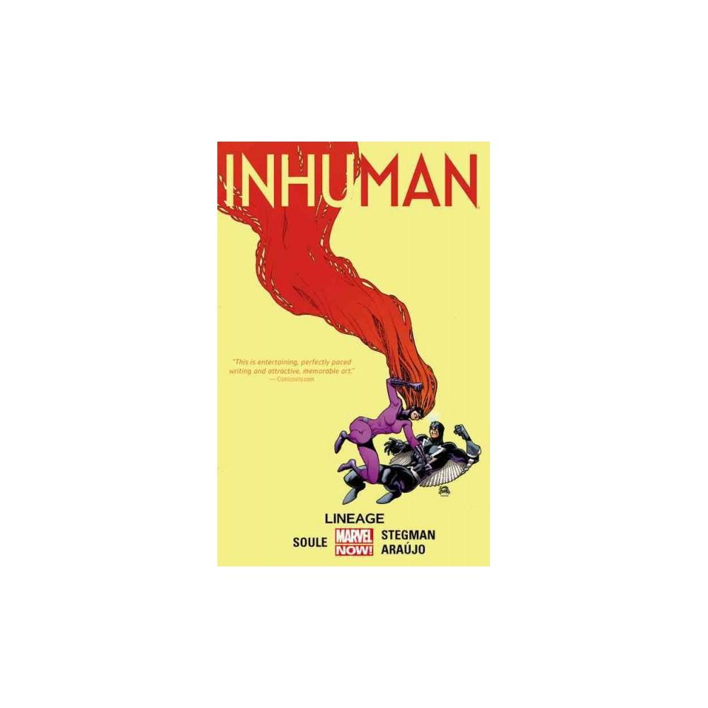 Inhuman 3 (Paperback), Books