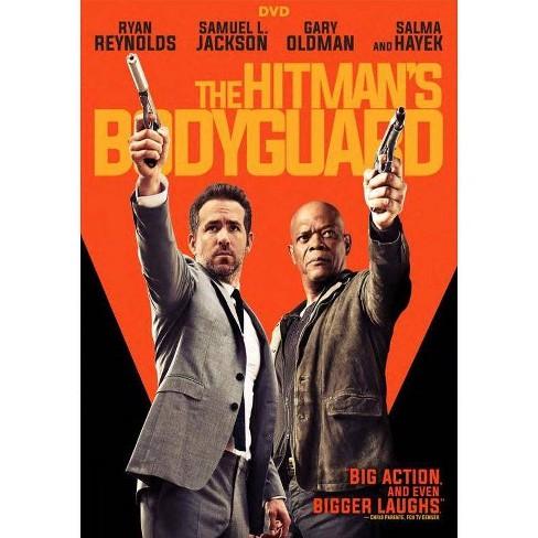 Hitman S Bodyguard Dvd Target