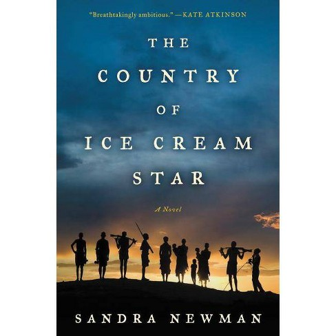 The Country of Ice Cream Star - by  Sandra Newman (Paperback) - image 1 of 1