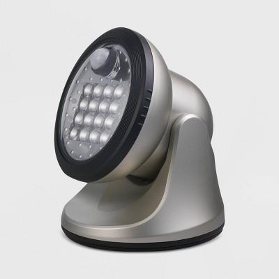 400 Lumen Ultra Bright LED Porch Light Silver - Light It!