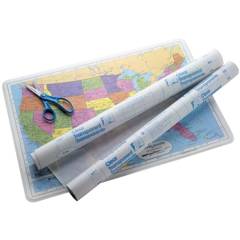 Con-Tact Repositionable Contact Paper, 12 Inches x 36 Feet, Clear Matte - image 1 of 1