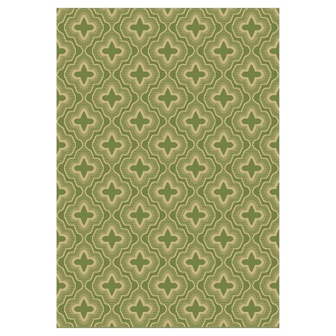 Balta Wright 5' x 7' Outdoor Patio Rug - Green - image 1 of 1