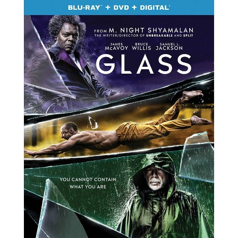 Glass (Blu-Ray + DVD + Digital) - image 1 of 1