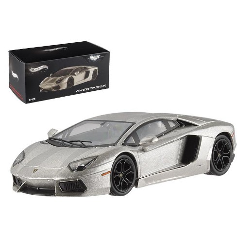 "Lamborghini Aventador LP700-4 ""The Dark Knight Rises"" Elite Edition 1/43 Diecast Model Car by Hotwheels - image 1 of 1"
