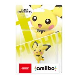 Nintendo Super Smash Bros. amiibo Figure - Pichu