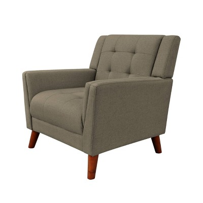 Candace Mid-Century Modern Armchair - Christopher Knight Home