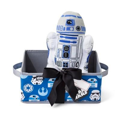 Star Wars R2-D2 Blue Novelty Pillow Set