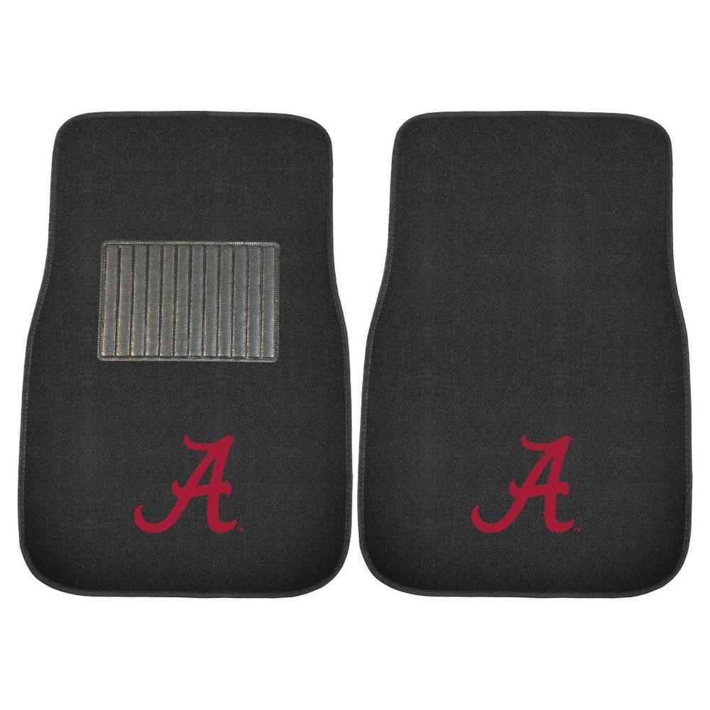 NCAA Alabama Crimson Tide FanmatsAutomotive Floor Mat