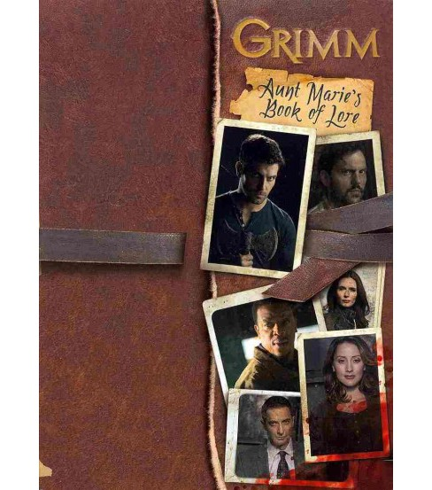Grimm : Aunt Marie's Book of Lore (Paperback) - image 1 of 1