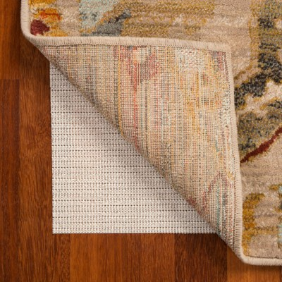Cream Non-Slip Rug Pad 5'5 x7'10  - Oriental Weavers