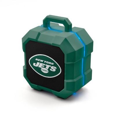 NFL New York Jets LED ShockBox Speaker