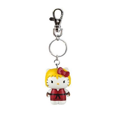 Street Fighter X Sanrio Mobile Key Chain Ken   Target 74d85b7ab058