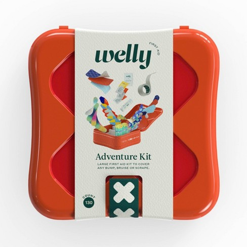Welly Expanded Adventure First Aid Kit - 130ct - image 1 of 4