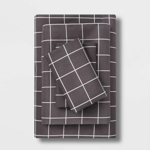 Printed Microfiber Sheet Set - Room Essentials™ - image 1 of 1