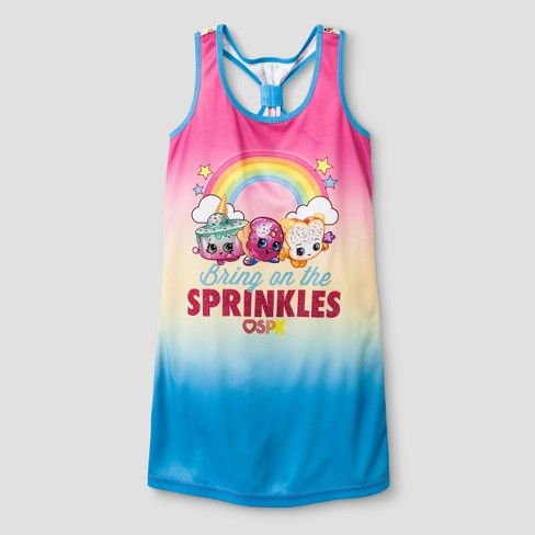 Girls' Shopkins Nightgown - image 1 of 1